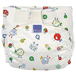 Bambino Mio MioSolo All-in-One Nappy (Nature Calls Summer)
