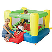 Smoby Bounce and Slide Castle