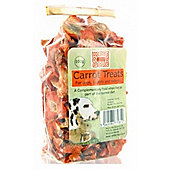 Burns Dried Carrot Slices 100g