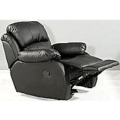 Birlea Ascot Recliner Chair - Black