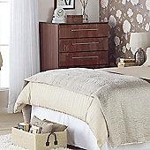 Ideal Furniture New York Six Drawer Chest - Beech