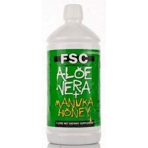 Fsc Aloe Vera & Manuka Honey Juice 1000ml Juice