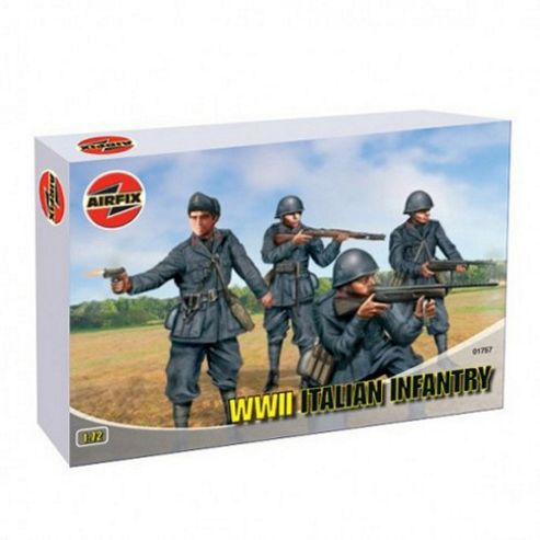 WWII Italian Infantry (A01757) 1:72
