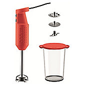 Bodum Bistro Hand Blender - Red