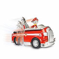Paw Patrol Nickelodeon On-A-Roll Marshall Vehicle