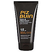 Piz Buin Tan & Protect Lotion Spf15 150Ml