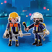 Playmobil - Duo Packs Fire Rescue Squad