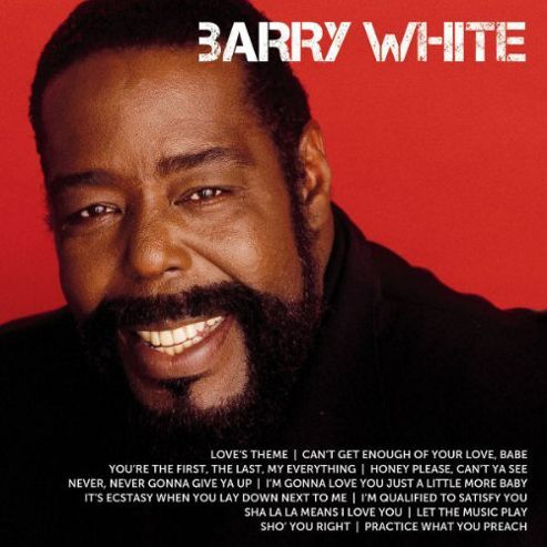 Barry White - Icon