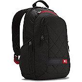 """Case Logic - DLBP114K - 13""""-14.1"""" Laptop Backpack - Black"""