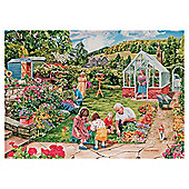 Little Gardeners 1000 pce jigsaw