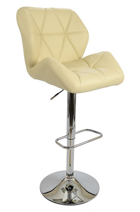 buy eris cream bar stool from our bar tables stools. Black Bedroom Furniture Sets. Home Design Ideas