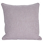 Lavender Hopsack Cushion