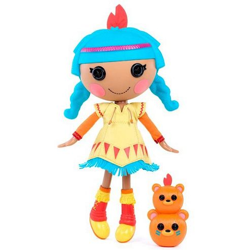 MGA Entertainment Lalaloopsy Feather Tell-a-tale Doll