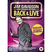 Jim Davidson 2014 DVD