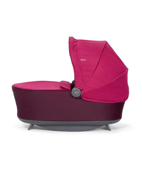 Mamas & Papas - Mylo Carrycot - Plum Pudding/Raspberry Ripple