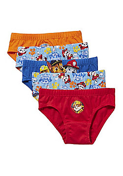Nickelodeon Paw Patrol 5 Pack of Briefs - Multi