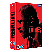 Luther: Series 1-3 (DVD Boxset)