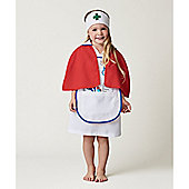 ELC Nurses Dress Up Outfit with Cape