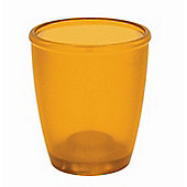 Spirella Toronto Tooth Mug Tumbler - Orange