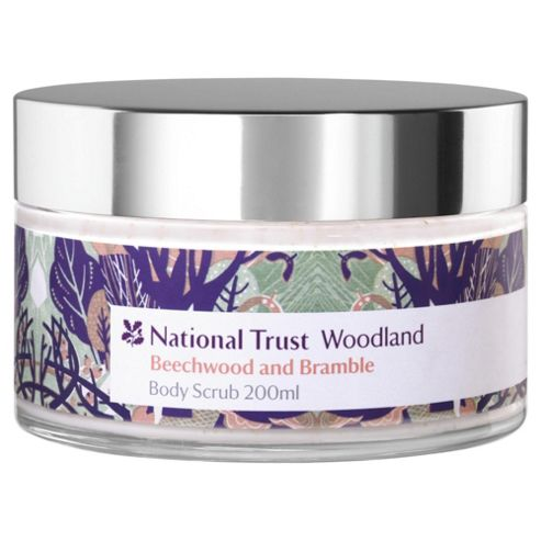 National Trust Woodland Body Scrub