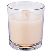 Tesco Filled Jar Candle Cream Vanilla