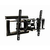 "LEVV LEVV Double Stud Steel Solid Articulating Wall Mount for 32""-50"" LCD's"