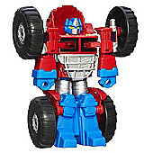 Playskool Transformers Rescue Bots Optimus Prime