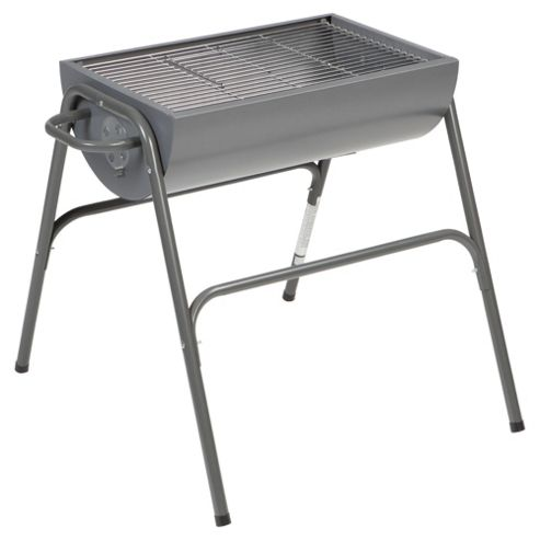 Landmann Oil Drum Charcoal BBQ