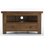 Thorndon Farmhouse Corner TV Stand