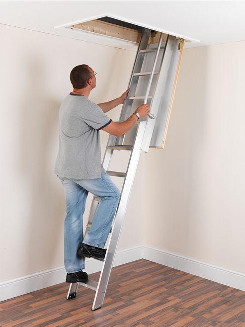 Ramsay AL4 Loft Ladder