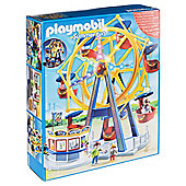 Playmobil 5552 Summer Fun Ferris Wheel with Lights