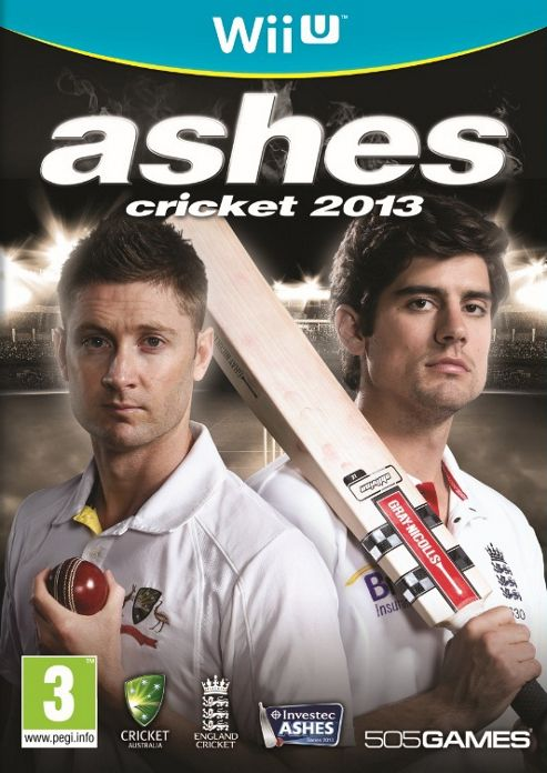 Ashes Cricket 2013 Wii U