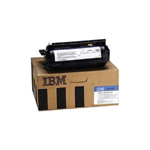 IBM Return Program Black Toner Cartridge High Yield 21,000