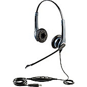 Gn Netcom Jabra 2000 Stereo USB Duo Soundtube Headset with Mic