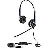 Gn Netcom Jabra 2000 Stereo USB Duo Soundtube Headset with Mic