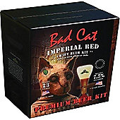 Bulldog Bad Cat Imperial Red (ABV 7.5%) 40 pint kit