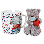 Me to You Mug and Plush With Love