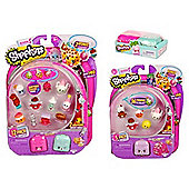Shopkins Season 5 Mega Gift Bundle (12-Pack + 5-Pack + 2-Pack)