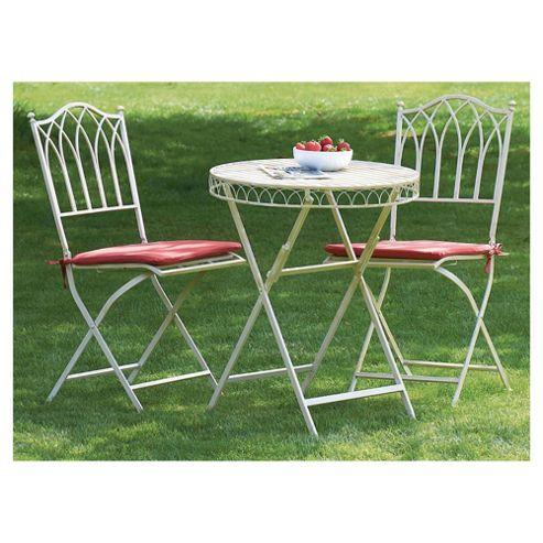 Bistro Seat Pads, Terracotta