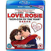 Love, Rosie Blu-Ray