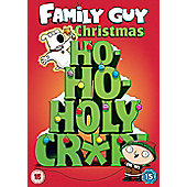 Family Guy Christmas Single 'Ho- Ho -Holy Cap