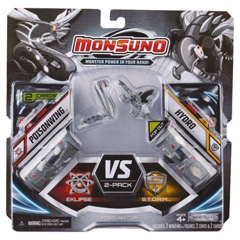 Monsuno Core Combat 2 Pack Poisonwing