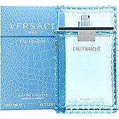 Versace Man Eau Fraiche Eau de Toilette (EDT) 200ml Spray For Men