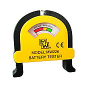 Compact Battery Tester