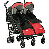 Be Cool By Jane Club Twin Stroller (Lipstick)