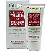 Guinot Creme 888 Vital Antirides Anti-Wrinkle Rich Cream 50ml