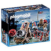 Playmobil 6038 Hawk Knights' Battle Cannon