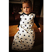 PHP Gift & Baby Mama Designs Star Blue Babasac - 6-18 Months