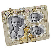 Multi-Aperture Giraffe Photo Frame