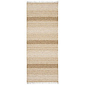 Swedy Sara Beige Rug - Runner 60 cm x 150 cm (2 ft x 4 ft 11 in)